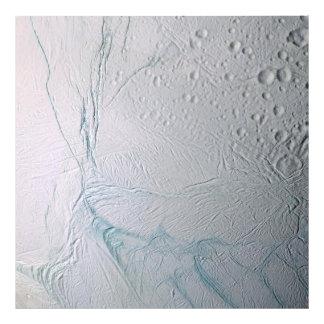 Foto Rayas frescas del tigre en Enceladus
