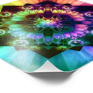 Foto Respiraderos del DES de Fleur, flor del fractal