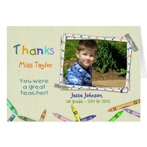 Foto/tarjeta de presentación de encargo del profes