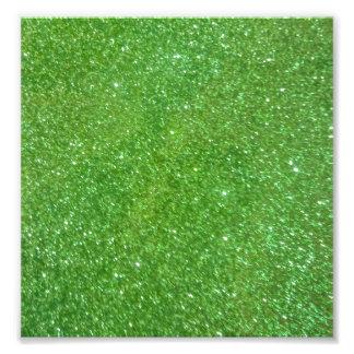 Foto Textura verde del extracto del brillo