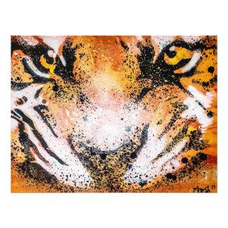 Foto Tigre de la pintada