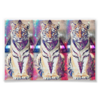 Foto Tigre del inconformista - arte del tigre - tigre