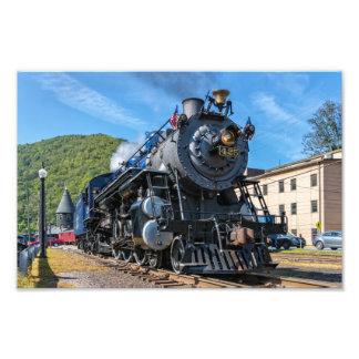 Foto Tren 1 del vapor