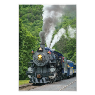 Foto Tren 2 del vapor