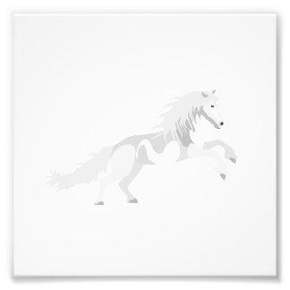Foto Unicornio del blanco del ejemplo