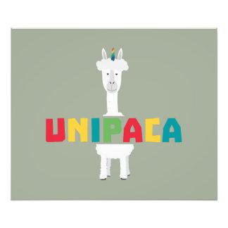 Foto Unicornio Z0ghq del arco iris de la alpaca