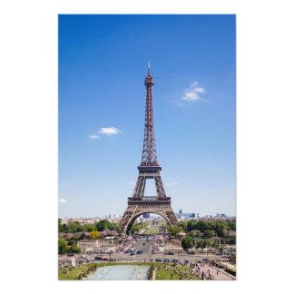 Foto Viaje Eiffel del La de París en la fotografía