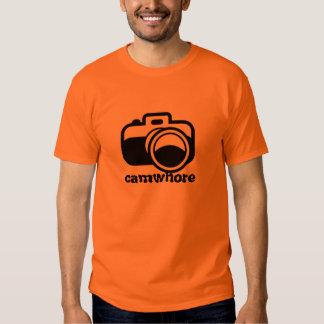 fotografía camiseta
