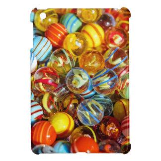 fotografía de mármol de cristal colorida hermosa