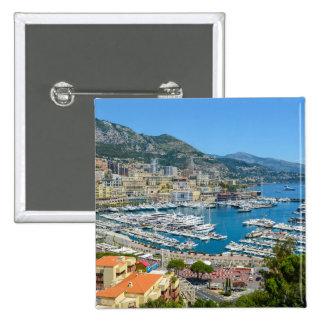 Fotografía de Mónaco Monte Carlo Chapa Cuadrada