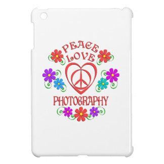 Fotografía del amor de la paz