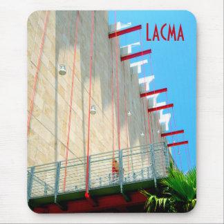 Fotografía del arte moderno del museo de LACMA Los Alfombrilla De Ratón