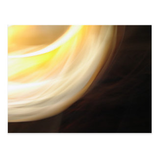 Fotografía del extracto de la luz ámbar postal