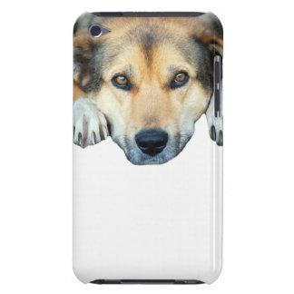 Fotografía linda del perro Case-Mate iPod touch cobertura