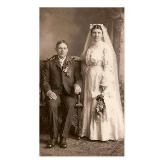 Fotógrafo del boda tarjetas de visita