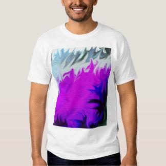 fotos del arte camiseta