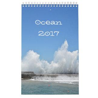Fotos del calendario del océano