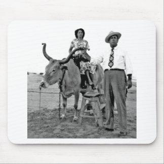 Fotos del clan de DeMaree Alfombrilla De Ratón