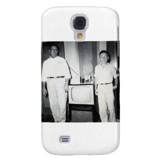 Fotos del clan de DeMaree Funda Para Samsung Galaxy S4