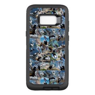 Fotos del pelícano, galaxia S8 de OtterBox Funda Otterbox Defender Para Samsung Galaxy S8+