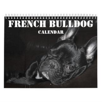Fotos personalizadas del calendario 2017 del dogo