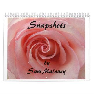 Fotos por el calendario de Sam Maloney 2015