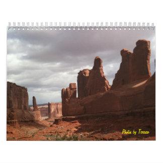 Fotos por el calendario de Teresea