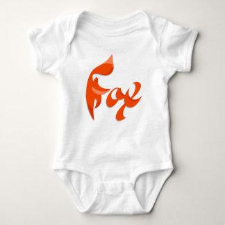 Fox Body Para Bebé