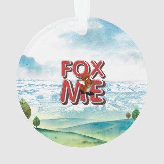 Fox de la CAMISETA yo