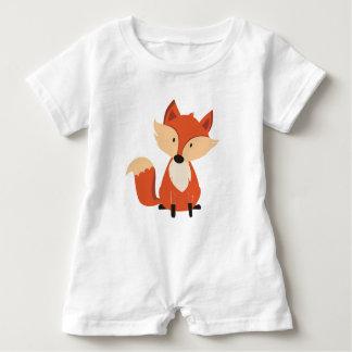 ¡Fox del bebé! Body Para Bebé