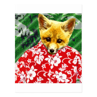 Fox hawaiano postal