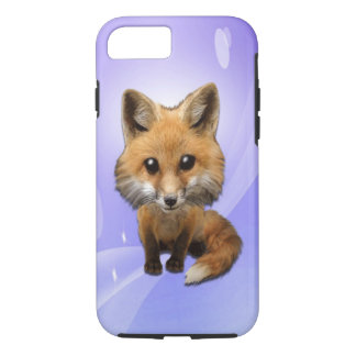Fox lindo del lil funda iPhone 7