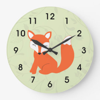 Relojes de pared de niño en Zazzle