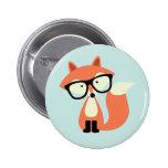 Fox rojo del inconformista lindo pin