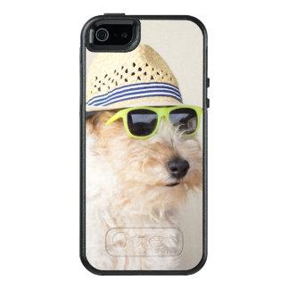Fox terrier funda otterbox para iPhone 5/5s/SE