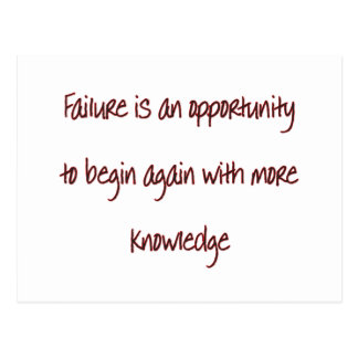 fracaso postal