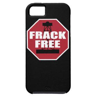 Frack libera los E.E.U.U. Funda Para iPhone SE/5/5s