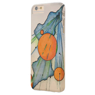 FRACTURA CON COLOR FUNDA BARELY THERE iPhone 6 PLUS
