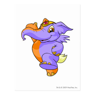 Fractura de Elephante Postal
