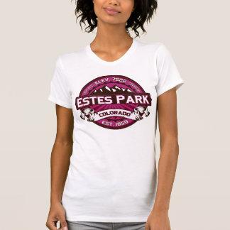 Frambuesa del parque de Estes Camiseta
