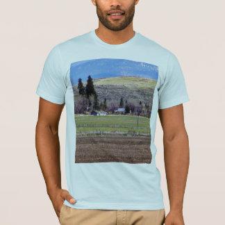 Frams coloca las colinas camiseta