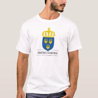 Från Sverige de Smörgåsbord Camiseta