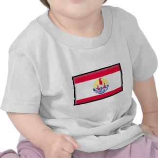 Francés Polynesia.gif Camiseta