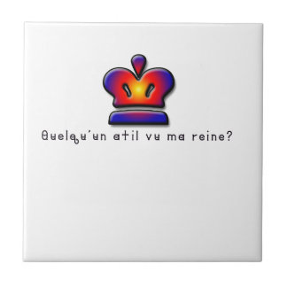 Francés-Reina Azulejo