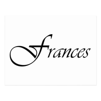 Frances Postal