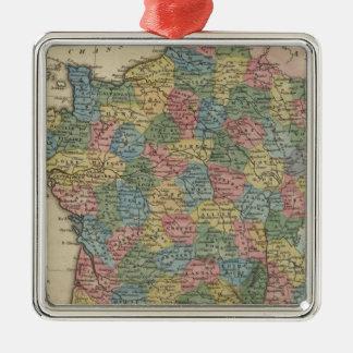 Francia 25 adorno de reyes