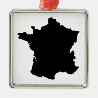 Francia Ornamento Para Arbol De Navidad