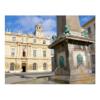 Francia Arles Provence la del del lugar Tarjeta Postal