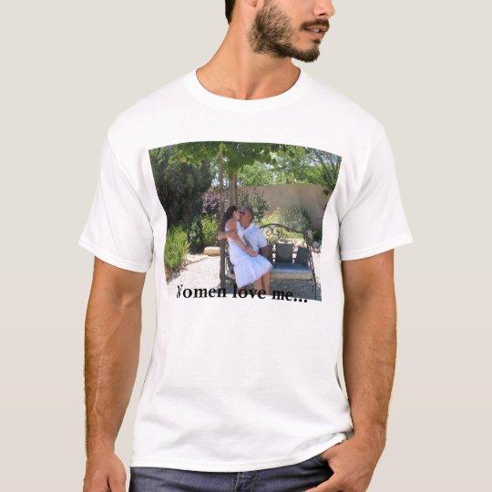Francia fijó 2 040, mujeres me ama… camiseta