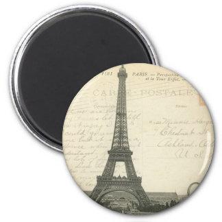Francia - París - imán de la torre Eiffel